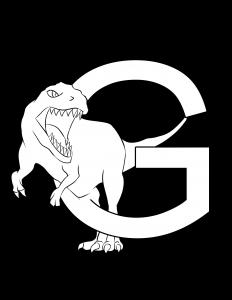 Gigantosaurus - Dinosaur Alphabet