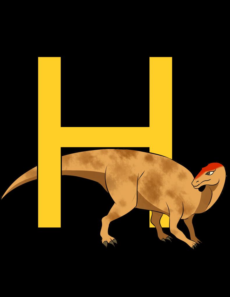 hadrosaurus poster