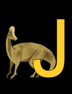 jaxartosaurus poster
