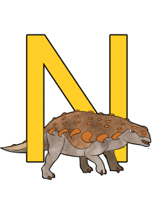 nodosaurus poster