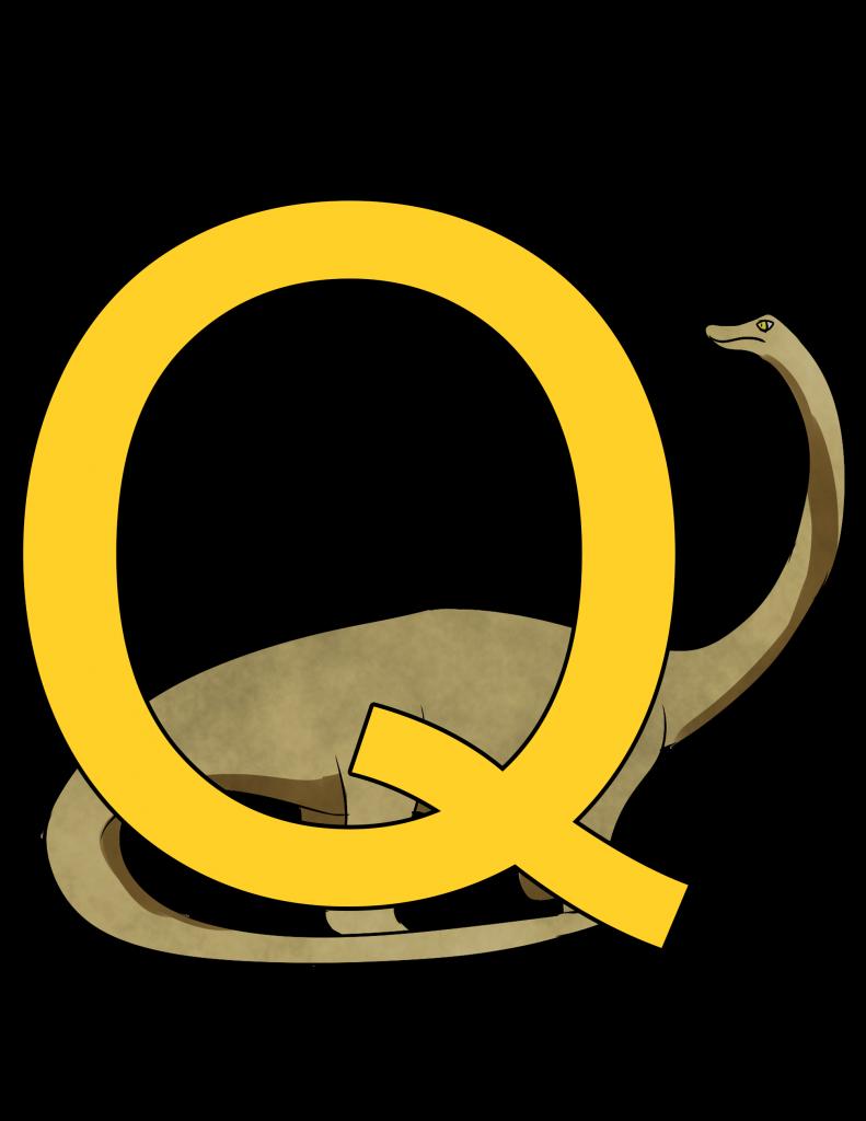 quaesitosaurus poster